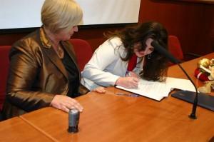 Potpis ugovora
